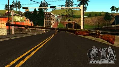 Vanne (Metro: Last Light) pour GTA San Andreas