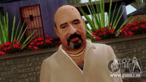 GTA 4 Skin 83 für GTA San Andreas dritten Screenshot