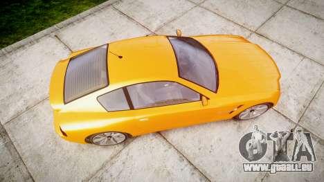 GTA V Schyster Fusilade Tuning für GTA 4 rechte Ansicht