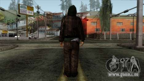 GTA 4 Skin 84 pour GTA San Andreas deuxième écran