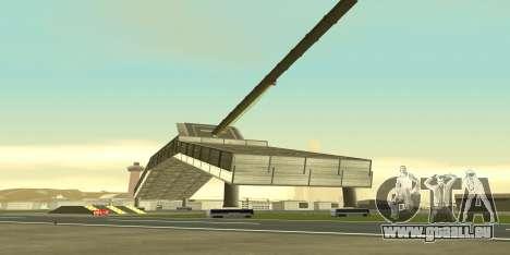 Landkreuzer P. 1500 Monster for GTA San Andreas pour GTA San Andreas