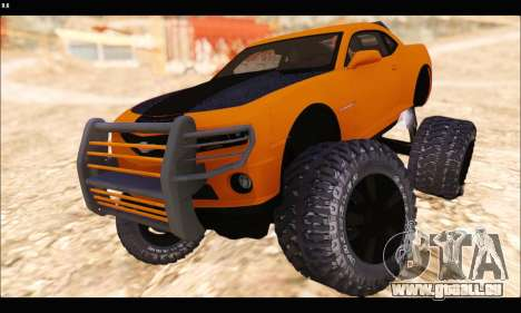 Chevrolet Camaro SUV Concept pour GTA San Andreas