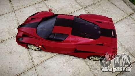 Ferrari Enzo 2002 [EPM] Stripes pour GTA 4 est un droit
