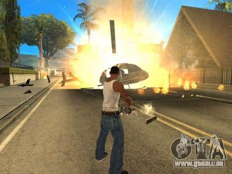Overdose 1.6 New pour GTA San Andreas