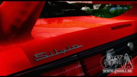 Nissan Silvia S14 Ks pour GTA San Andreas vue de droite