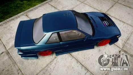 Nissan Silvia S13 1JZ pour GTA 4 est un droit
