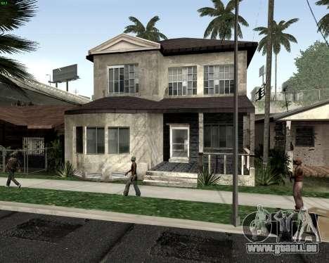 RealColorMod v2.1 pour GTA San Andreas troisième écran