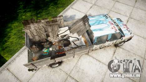 Vapid Steed Old für GTA 4