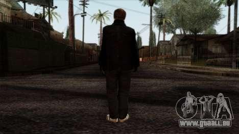 GTA 4 Skin 24 pour GTA San Andreas troisième écran