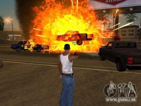 Realistic Effect 3.0 Final Version für GTA San Andreas zweiten Screenshot