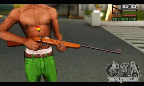 U.M. Cugir M69 für GTA San Andreas her Screenshot