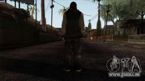 GTA 4 Skin 74 für GTA San Andreas zweiten Screenshot