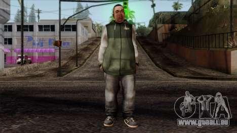 GTA 4 Skin 74 für GTA San Andreas