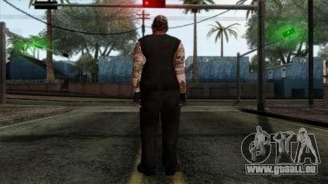 GTA 4 Skin 43 für GTA San Andreas zweiten Screenshot