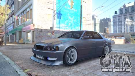 Toyota Chaser JZX100 pour GTA 4