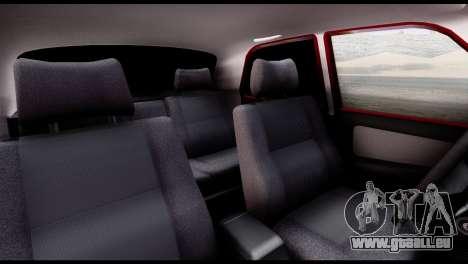 GAZ 3110 Volga pour GTA San Andreas vue de droite