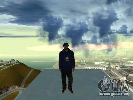 SFR1 New Skin pour GTA San Andreas