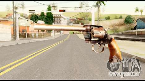 CSAA from Metal Gear Solid pour GTA San Andreas