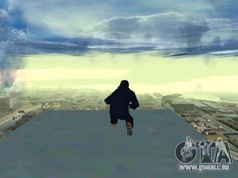 SFR1 New Skin für GTA San Andreas her Screenshot