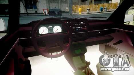 Volkswagen Golf MK2 GTi 1992 für GTA 4 Seitenansicht