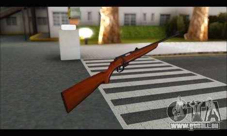 U.M. Cugir M69 pour GTA San Andreas troisième écran