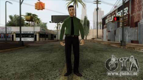 Police Skin 8 pour GTA San Andreas