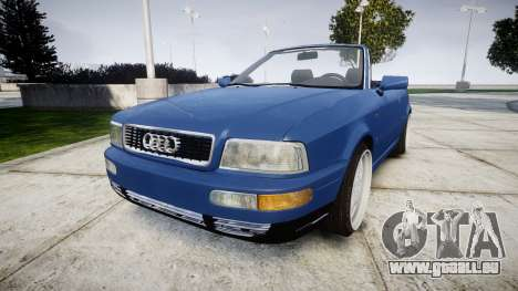 Audi 80 Cabrio us tail lights pour GTA 4