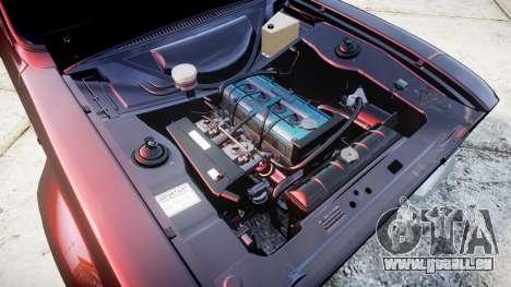 Ford Escort Mk1 für GTA 4 Rückansicht