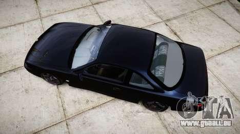 Nissan Silvia S14 Kouki Hellaflush pour GTA 4 est un droit