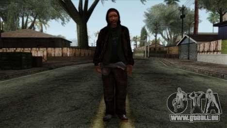 GTA 4 Skin 84 pour GTA San Andreas