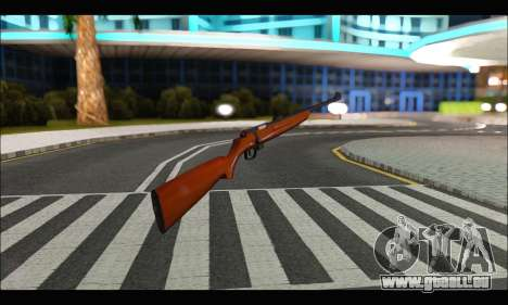 U.M. Cugir M69 pour GTA San Andreas deuxième écran