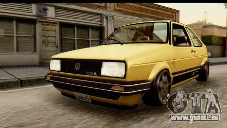 Volkswagen Jetta A2 Coupe für GTA San Andreas