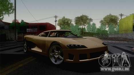 GTA V Overflod Entity XF v.2 (IVF) pour GTA San Andreas