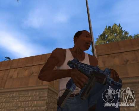 Neues Jahr-Waffen-Pack für GTA San Andreas dritten Screenshot
