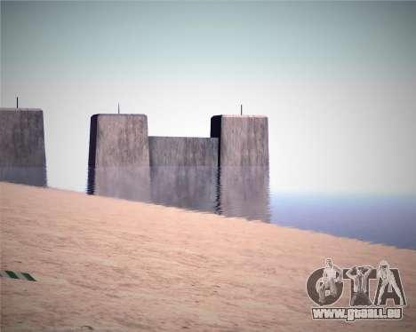ENBSeries pour les faibles et moyennes PC pour GTA San Andreas quatrième écran