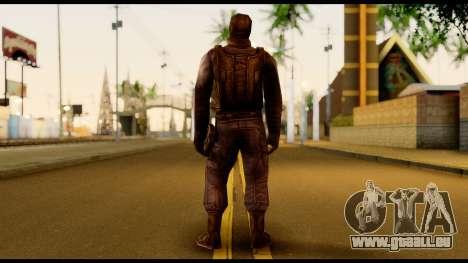Counter Strike Skin 4 pour GTA San Andreas deuxième écran