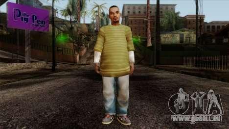 GTA 4 Skin 73 pour GTA San Andreas