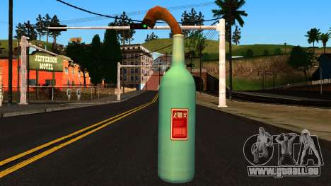 Molotov Cocktail from GTA 4 pour GTA San Andreas