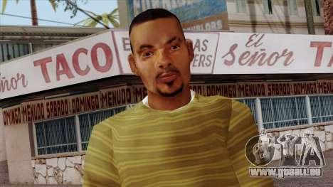 GTA 4 Skin 73 pour GTA San Andreas troisième écran