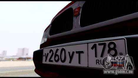 GAZ 3110 Volga pour GTA San Andreas vue de côté