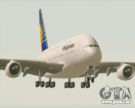 Airbus A380-800 Philippine Airlines pour GTA San Andreas