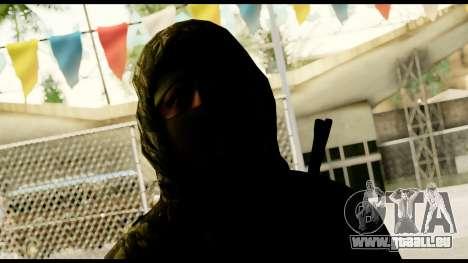 Sniper from Battlefield 4 für GTA San Andreas dritten Screenshot