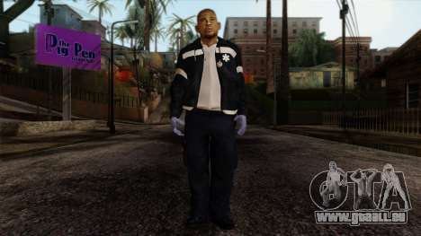 GTA 4 Skin 53 pour GTA San Andreas