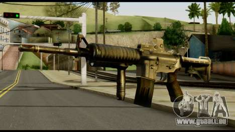 SOPMOD from Metal Gear Solid v2 pour GTA San Andreas
