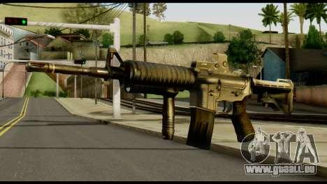 SOPMOD from Metal Gear Solid v2 für GTA San Andreas