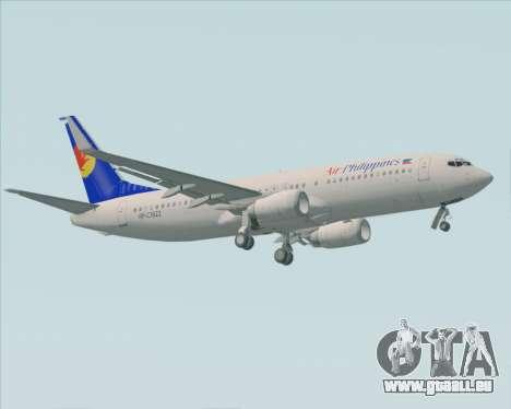 Boeing 737-800 Air Philippines für GTA San Andreas