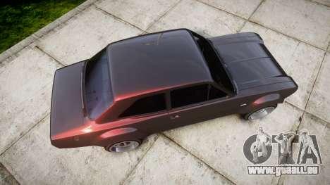 Ford Escort Mk1 für GTA 4 rechte Ansicht