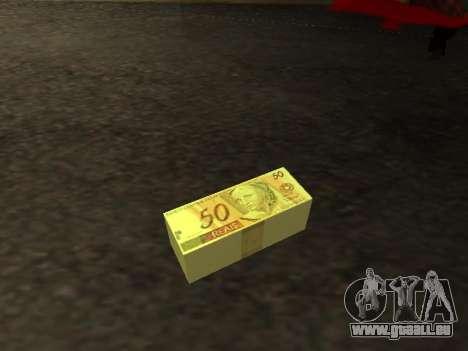Mod de l'argent Brésilienne pour GTA San Andreas