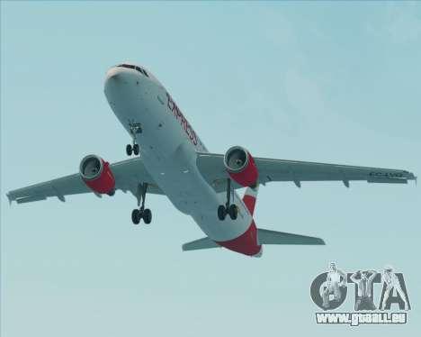 Airbus A320-200 Iberia Express für GTA San Andreas Motor