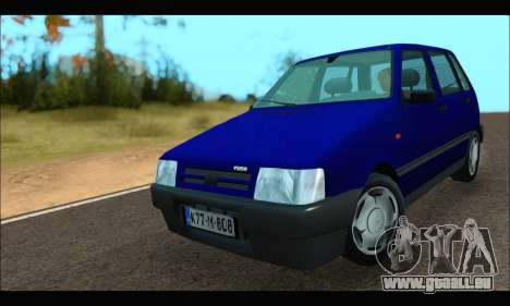 Zastava Yugo Uno pour GTA San Andreas